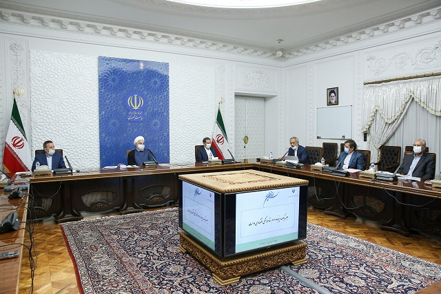 روحانی: کشور توانایی گذر از شرایط دشوار را دارد