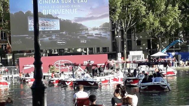 تماشای فیلم در فرانسه