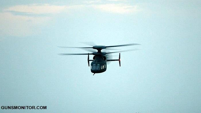بالگرد SB-1 Defiant؛ محصول كار گروهي سیکورسکی و بوئینگ با یک رکورد جدید!(+تصاویر)