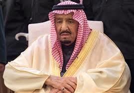 پادشاه عربستان بستری شد