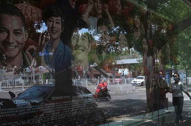بازگشایی سینماها در چین