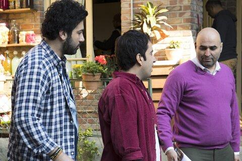 علی صبوری و علی مشهدی