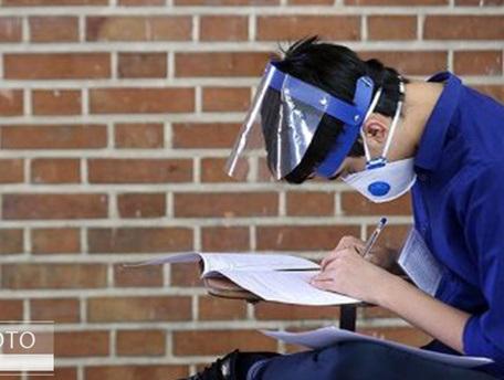 شناسایی تعدادی دانشآموز مبتلا به کرونای بیعلامت طی برگزاری امتحانات نهایی