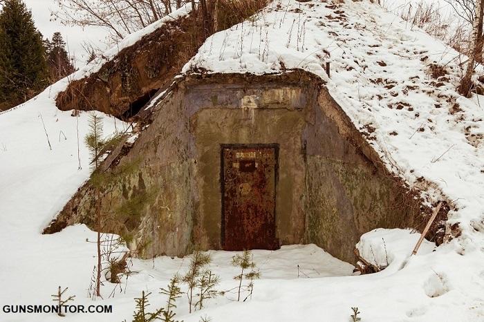 پروژه اتمی محرمانه شوروی در جنگل های لهستان!(+تصاویر)