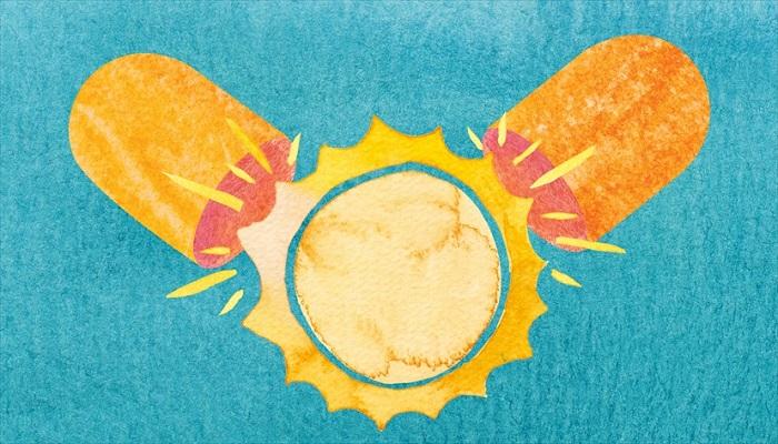 پیشگیری از سرطان با ویتامین خورشید!