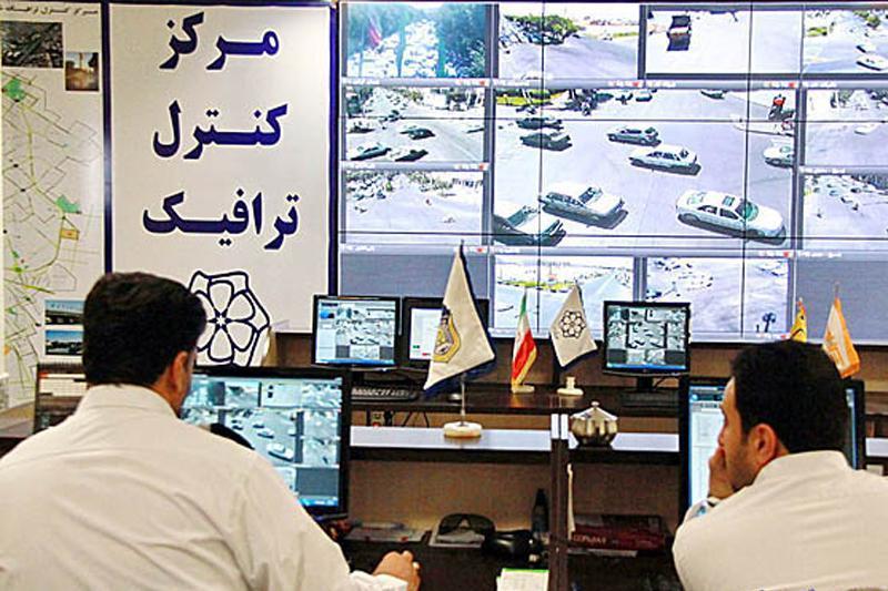 ترافیک سنگین در دو مبادی ورودی به تهران