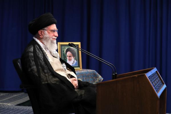 سخنرانی رهبر انقلاب در ارتباط تصویری با همایش سراسری قوه قضائیه