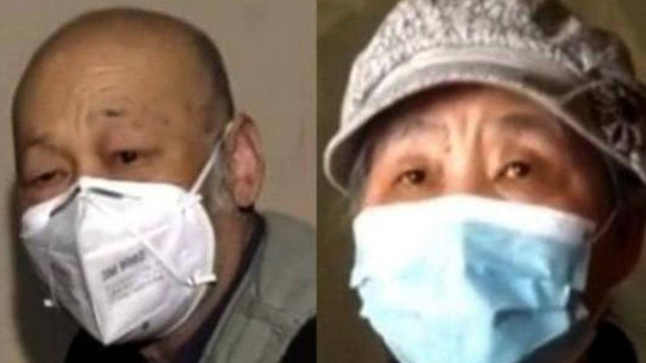 زندگی عجیب زوج چینی