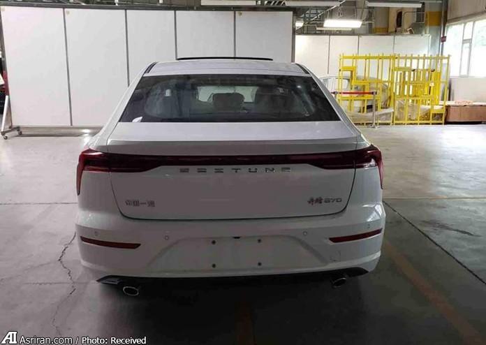 بستیون بی70؛ سدان لوکس چینی با نگاهی به یک برند مطرح خودرویی! (+تصاویر)