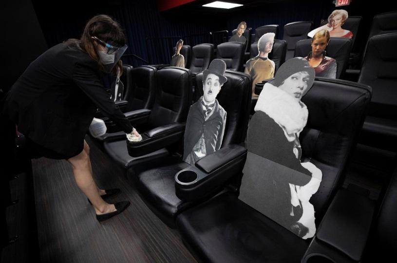 بازگشایی سینما پساکرونا