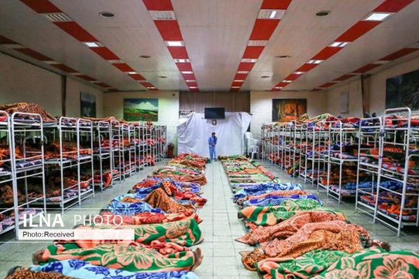 وضعیت قرمز کرونا در گرمخانههای تهران