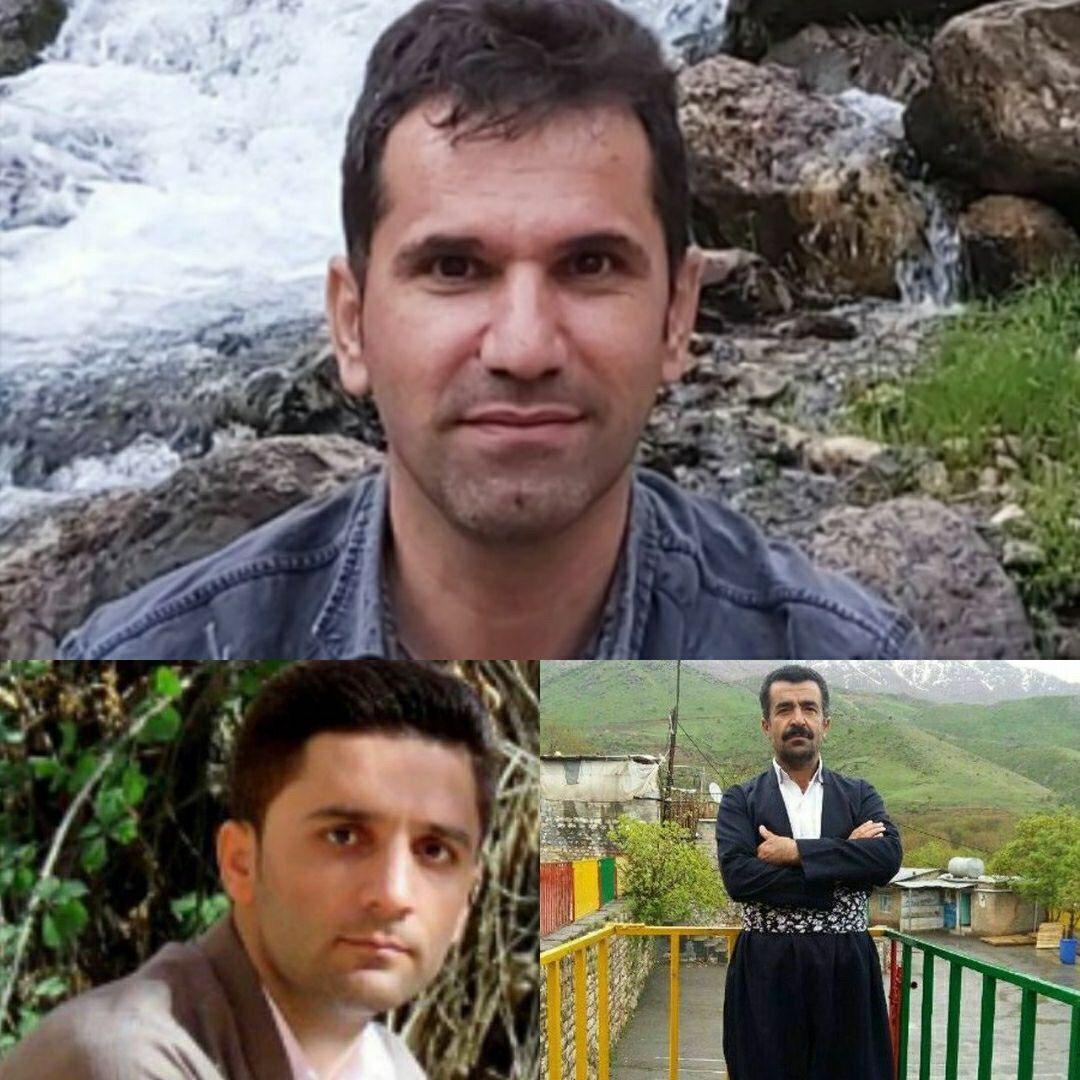 کشته شدن 3 فعال محیط زیست هنگام خاموش کردن آتش مراتع پاوه کرمانشاه / ادای احترام مردم پاوه