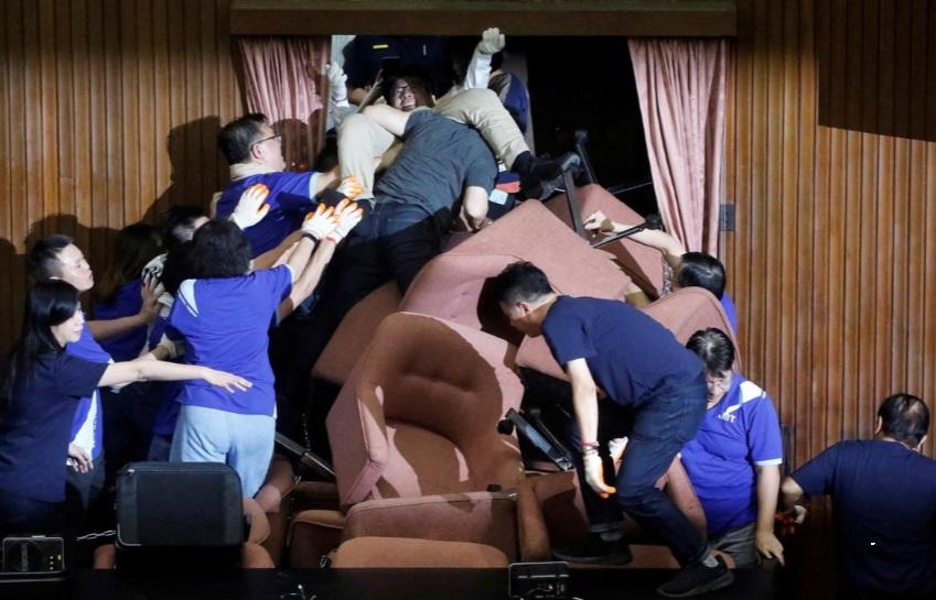 یوان پارلمان تایوان