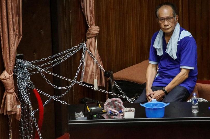 پارلمان تایوان