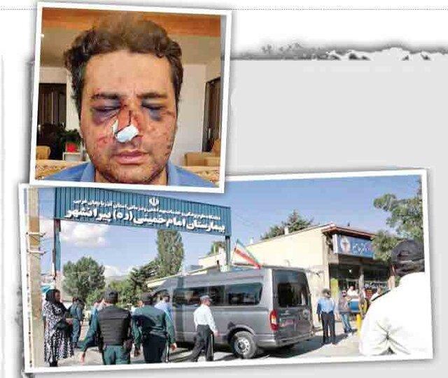 دستگیری عوامل حمله خونین به پزشک بیهوشی