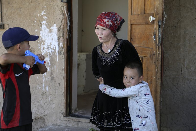 عقیم سازی اویغورها