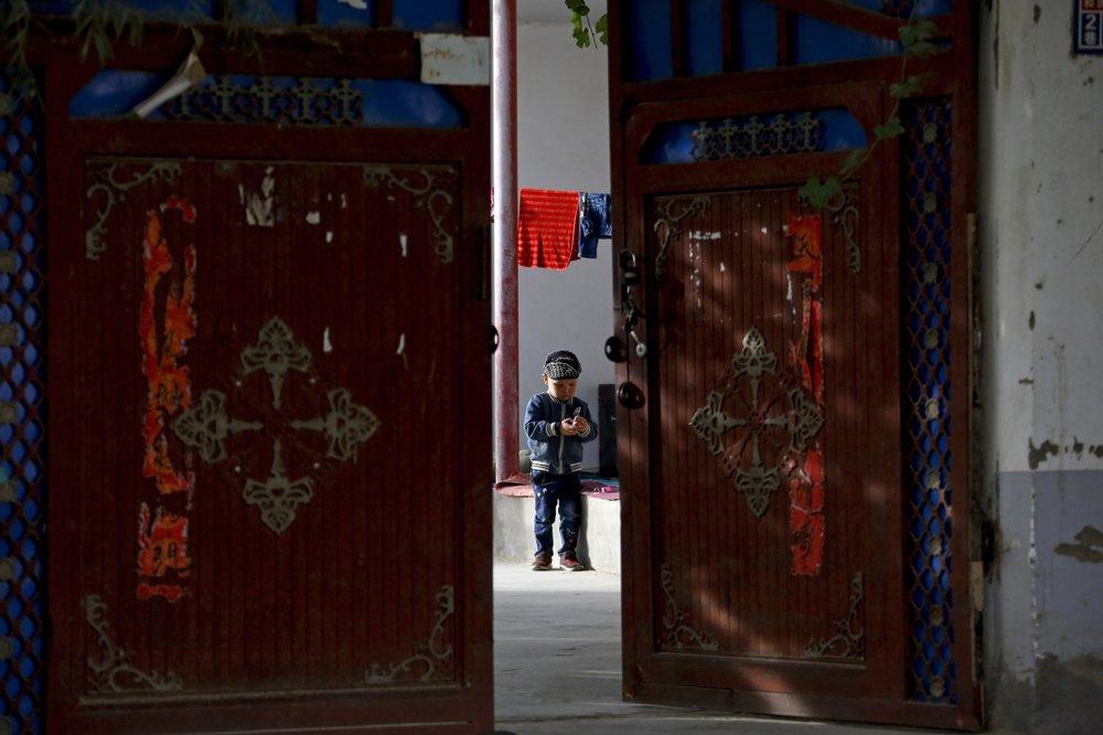 عقیم سازی برای کنترل جمعیت اویغورها