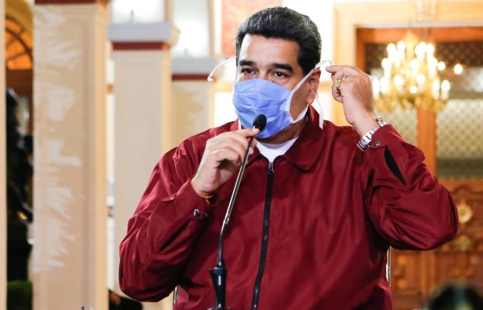 نیکلاس مادرو رئیس جمهور ونزوئلا