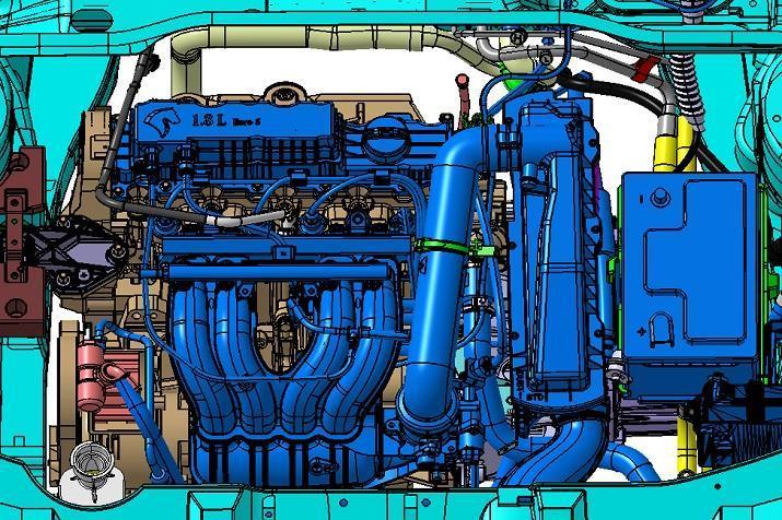 تولید انبوه موتور XU پلاس در سال جاری / پژو 405 دوگانهسوز، پارس و سمند اولین استفاده کننده از موتور جدید
