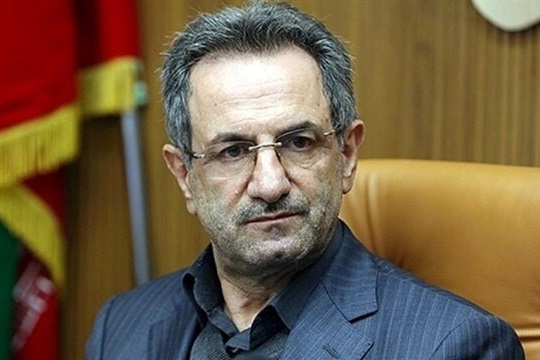 استاندار: روزانه حدود ۷۰۰ مبتلا به کرونادر تهران بستری میشوند