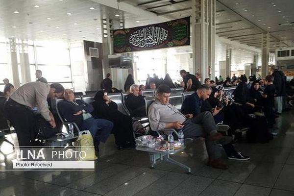 دیپورت مسافران بدون جواب آزمایش کرونا، از فرودگاه امام (ره)