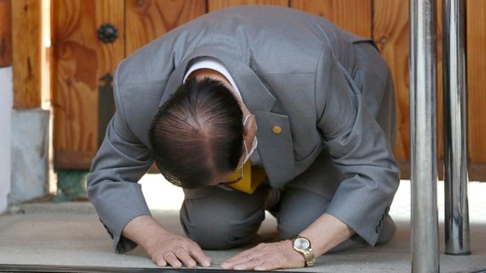 دستگیری کشیش مسئول ابتلای یک سوم کروناییهای کره جنوبی (+عکس)