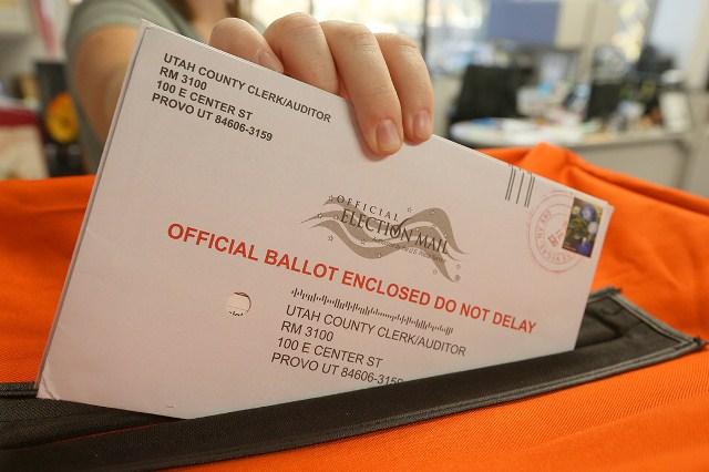 رای گیری پُستی در آمریکا چگونه است؟