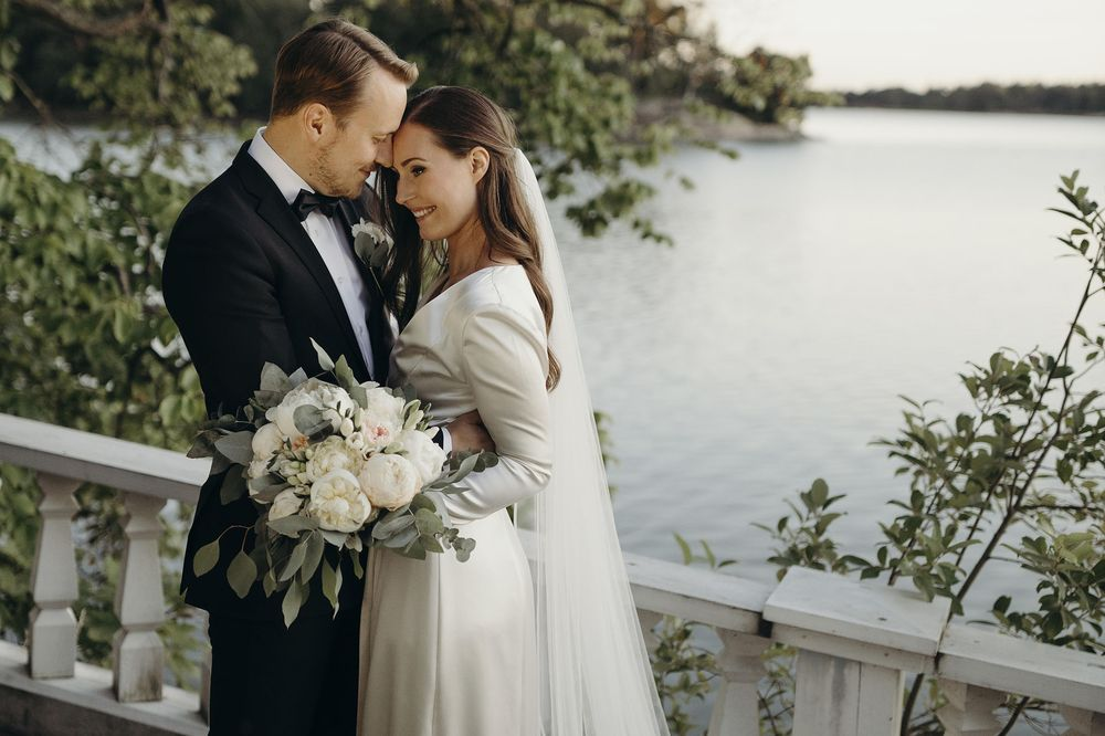 ازدواج جوانترین نخست وزیر زن دنیا (+عکس)