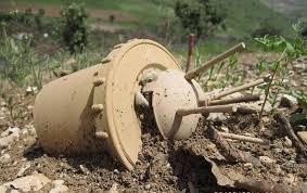مصدومیت 2 مرزبان در اثر انفجار مین در آذربایجان غربی