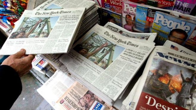 تلافی اخراج روزنامه نگاران چینی از آمریکا