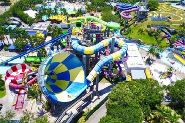 پارک آبی رپیدز فلوریدا