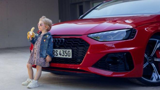 اعتراض به آگهی آئودی در رسانههای اجتماعی/ خودروساز آلمانی معذرت خواست