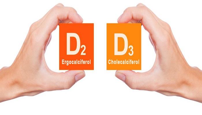 تفاوت بین ویتامین D2 و D3 در چیست؟