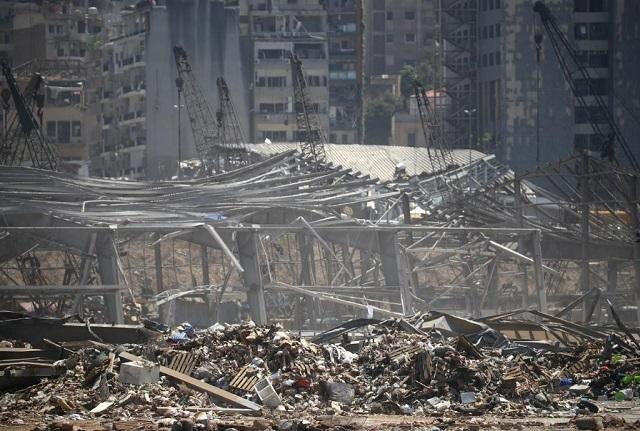 کدام کشورها و چگونه به لبنان کمک کردند؟/ از ارسال سگ تا کمکهای مالی.