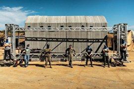 ارتش آمریکا و ساخت و ساز 36 ساعته با استفاده از چاپ سه بعدی!(+تصاویر)