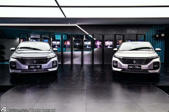 بائوجون RC-5؛ سدان 8500 دلاری چینی که بیشتر به کراس شباهت دارد! (+تصاویر)