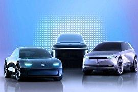 معرفی برند جدید هیوندای/ آیونیک ویژه خودروهای الکتریکی با 3 محصول جدید (+فیلم و تصاویر)