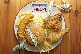 5 نشانه هشداردهنده مصرف بیش از حد چربی