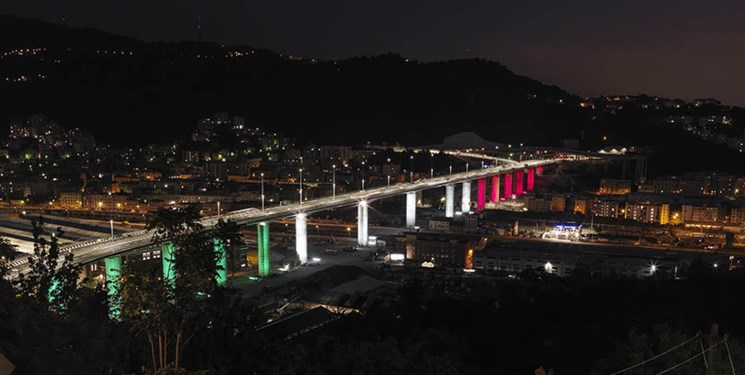 افتتاح پل خورشیدی