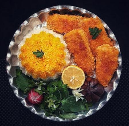 طرز تهیه شنسل ماهی