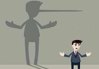 ۷ حرکت ناخودآگاه دروغگوها