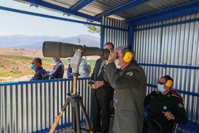 وزیر دفاع: تمامی تانکهای نیروهای مسلح به کارآمد ترین تجهیزات مسلح هستند