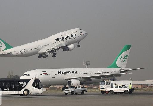 ازسرگیری پروازهای ایران- عراق با ماهان