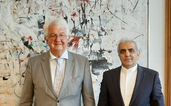 رایزنیهای اقتصادی سفیر ایران در اتریش