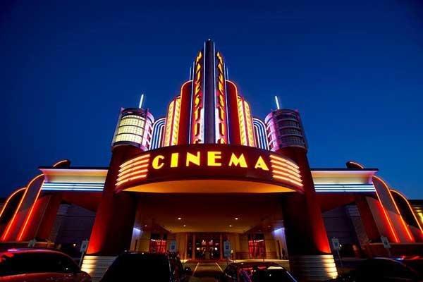 سینما آمریکا