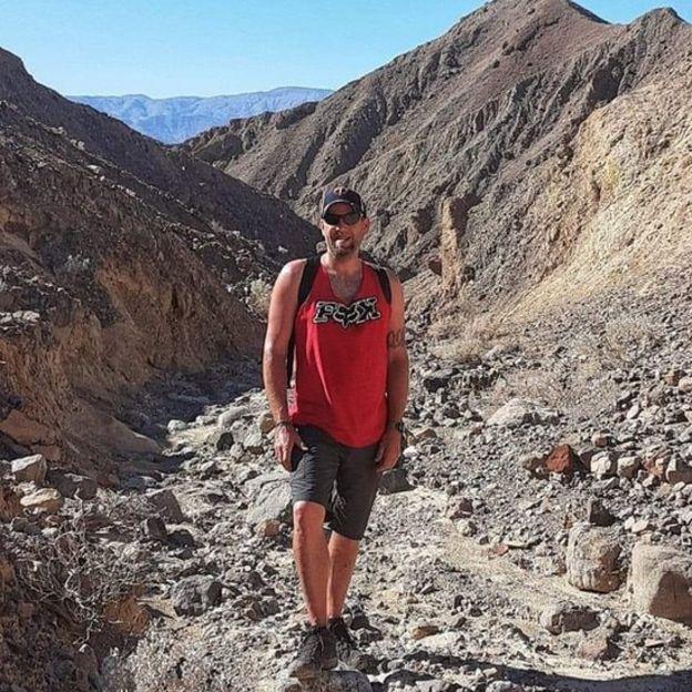 دره مرگ کالیفرنیا گرمترین نقطه جهان
