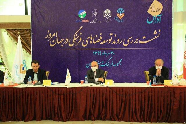 سرانههای فرهنگی در ایران چقدر است؟