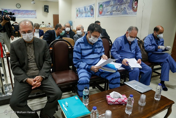 ردپای کارمندان سازمان بازرسی در پرونده فساد کلان اقتصادی/ ضبط وثیقه داماد متواری وزیر سابق