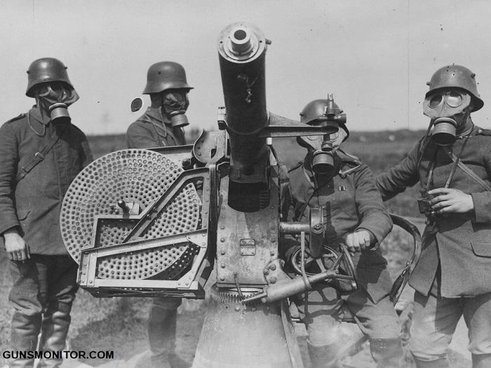 10 واقعیت درباره گازهای شیمیایی طی جنگ جهانی اول(+تصاویر)