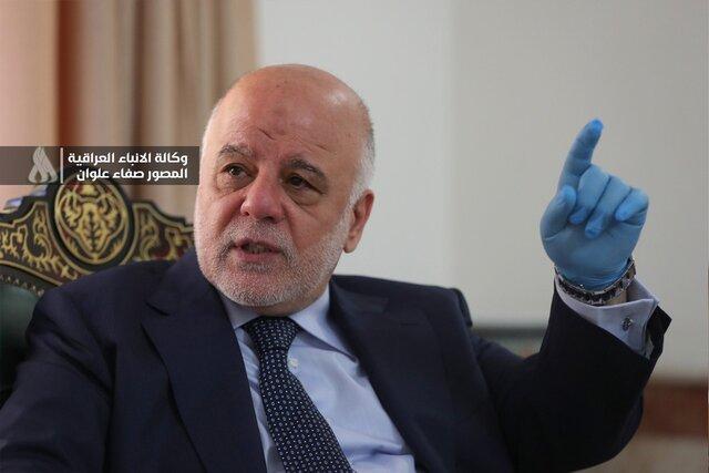 حیدر العبادی: در شرایط تحریم، عراق راه تنفس ایران است